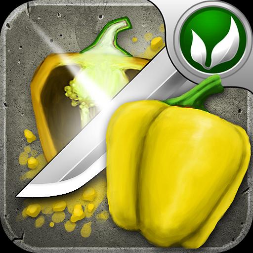 Veggie Samurai iOS